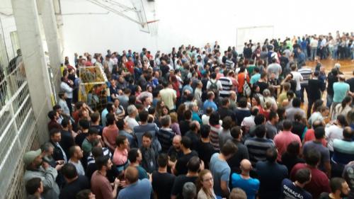 Trabalhadores (as) da CELEPAR rejeitam novamente a proposta e mantem a greve